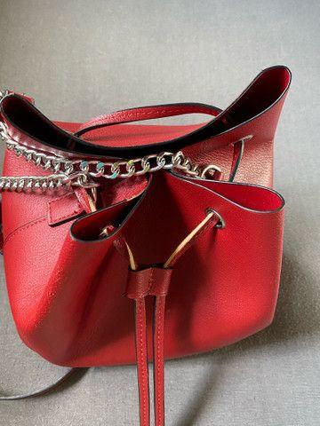 Bolsa Vermelha - Foto 5