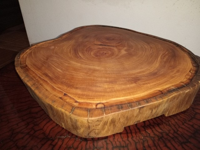 Vendo tábuas de carne rústicas madeira sucupira branca - Foto 3