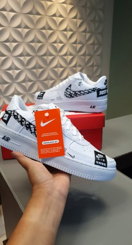 Tênis Nike Air Force Just Do It