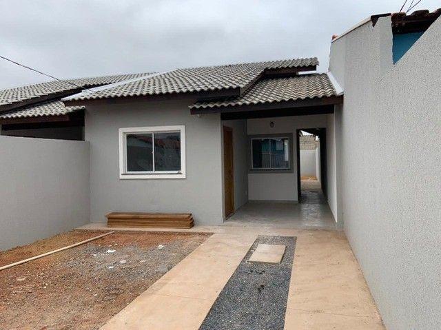 Casa Nova 2/4 Com 85,2m² à Venda Bairro Nova Froneira - Varzea Grande  - Foto 2