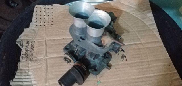 Carburador 3e, h30 34 BLFA, miniprogressivo. Coletor chevette, mufla - Foto 5