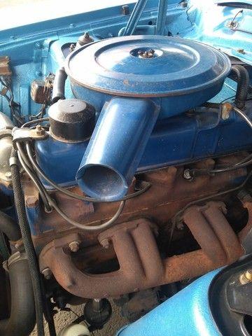 Ford Maverick 4 Portas Azul 1975 Original, 3º Dono, Raridade - Foto 14
