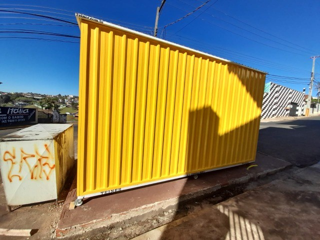 Container Desmontável para Lanches - Foto 3