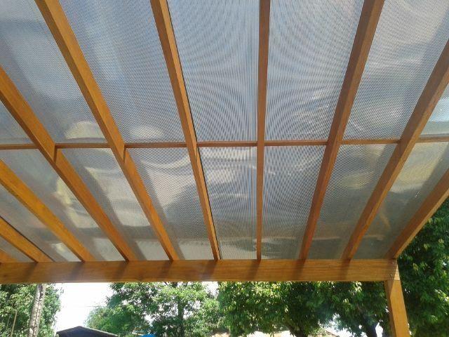 Policarbonato alveolar 4mm 6mm e 10mm canoas - Placa policarbonato transparente ...