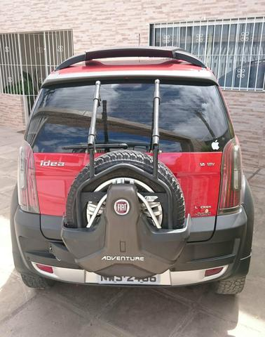 Fiat idea adventure 2011 carros rio doce olinda olx for Paragolpe delantero fiat idea adventure