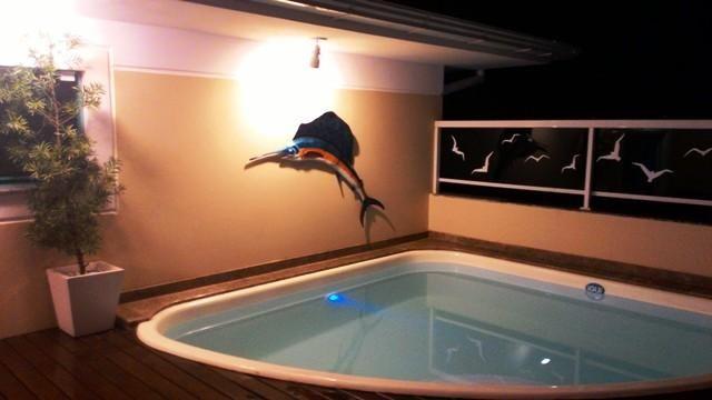 Linda Cobertura 3 suites, piscina e 2 vagas
