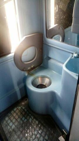 Vendo ou troco em micro, Onibus rodoviário Busscar El bus 2002