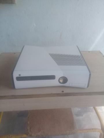 Troco xbox 360 (DESTRAVADO) por um (TRAVADO)