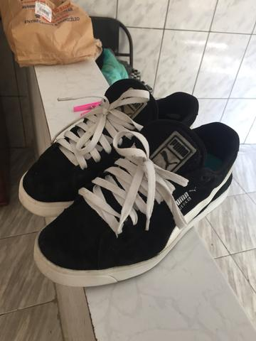 puma suede old school