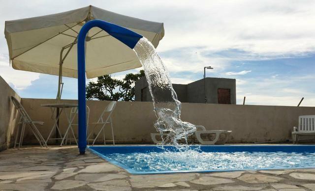 Casa com piscina em s.José de Almeida. 350 a diária do fim de semana comum - Foto 2