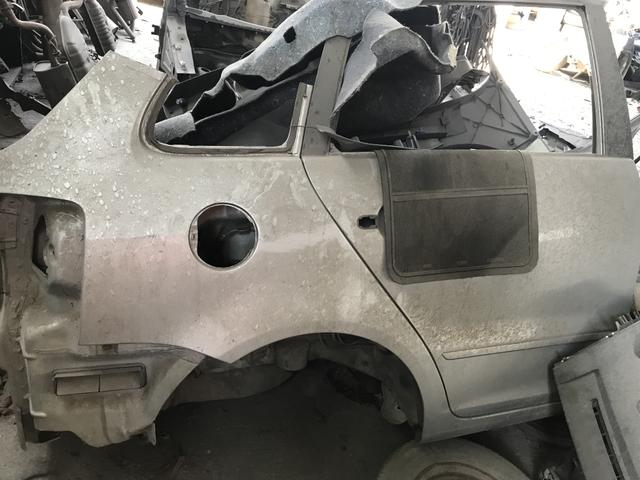 Lateral traseira direira VW Spacefox 2014 peças wucsta