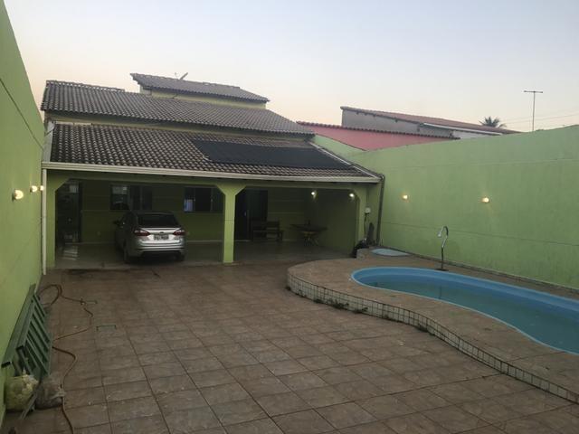 Oportunidade: Casa de 4 qts no Setor de Mansões de Sobradinho