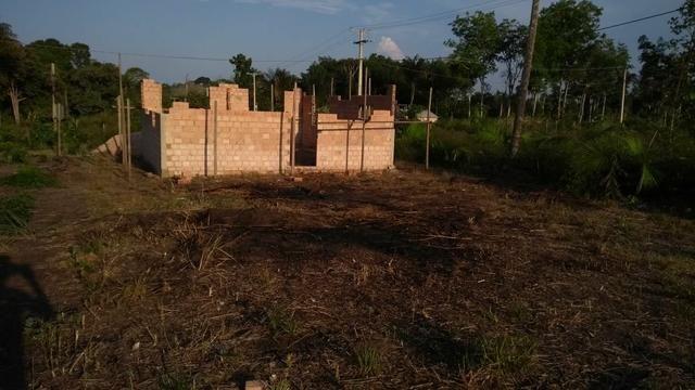 Vendo terreno no Mararu