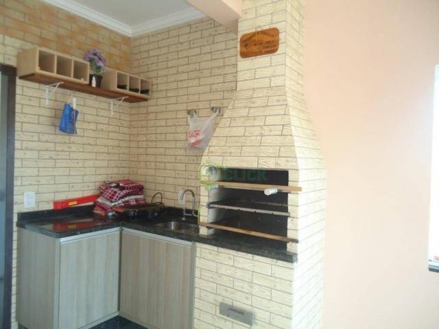 Casa com 4 dormitórios à venda, 260 m² por R$ 700.000 - Vila Nova - Joinville/SC - Foto 13
