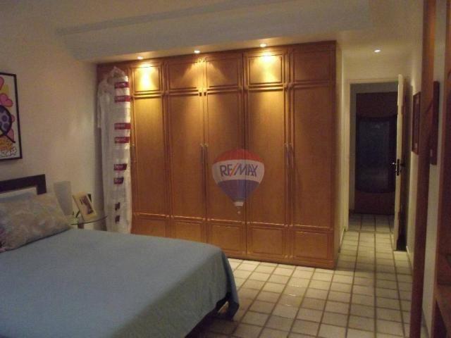 Apartamento residencial à venda, Boa Viagem, Recife. - Foto 4