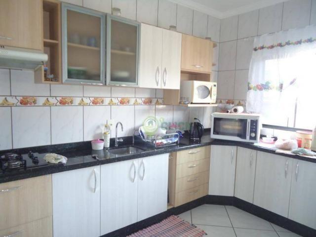 Casa com 4 dormitórios à venda, 260 m² por R$ 700.000 - Vila Nova - Joinville/SC - Foto 4