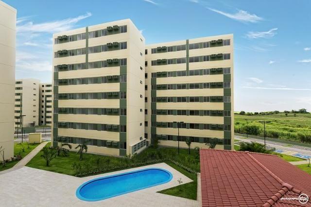 Apartamento 2 quartos , pronto para morar em Ipojuca caminho de Porto de Galinhas - Foto 11