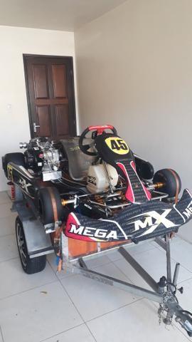 Kart Mega Black Gold 2017 - Foto 4