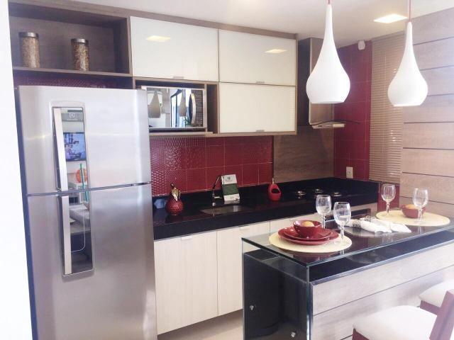 NG| Promoção Unica! Novo, 72 m² andar alto só 399 mil!! Nascente e Vista Colosso - Foto 2