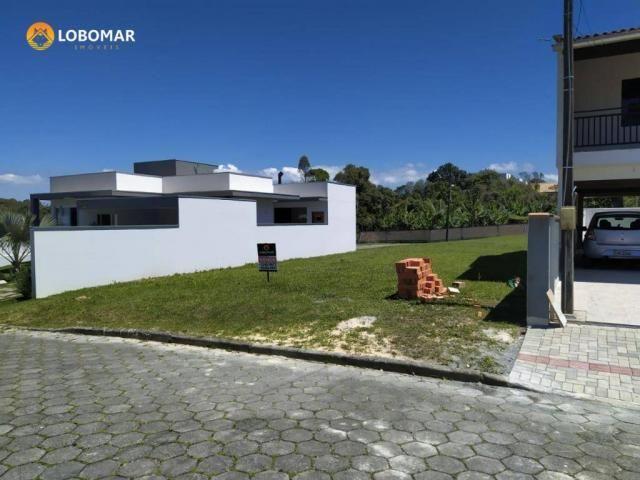 Terreno condominio fechado, 300 m² por r$ 145.000 - nossa senhora da paz - balneário piçar - Foto 6