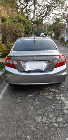 Honda Civic 1.8 LXS Flex Automático 4p - Foto 5