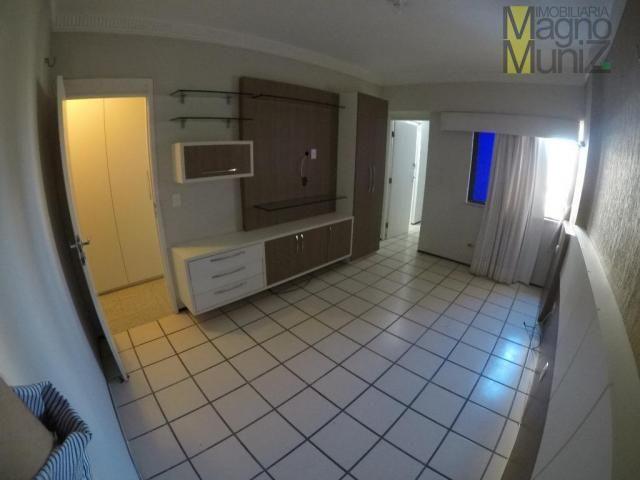Apartamento com 3 dormitórios à venda, 116 m² por r$ 390.000,00 - cocó - fortaleza/ce - Foto 13