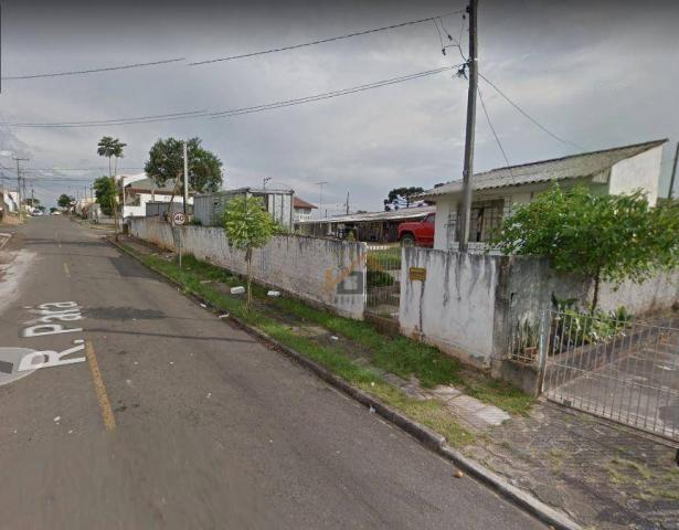 Terreno à venda, 377 m² por r$ 253.995 - boneca do iguaçu - são josé dos pinhais/pr - Foto 5
