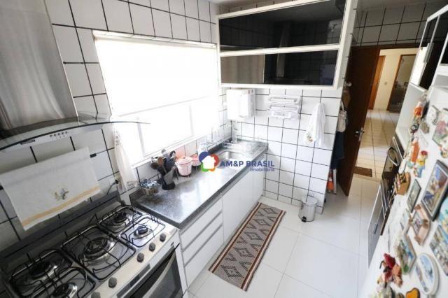 Apartamento com 3 dormitórios à venda, 80 m² por r$ 290.000,00 - setor nova suiça - goiâni - Foto 16