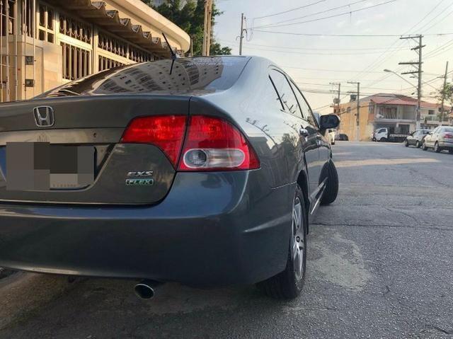 Honda Civic 1.8 Lxs Flex 4p - Foto 4