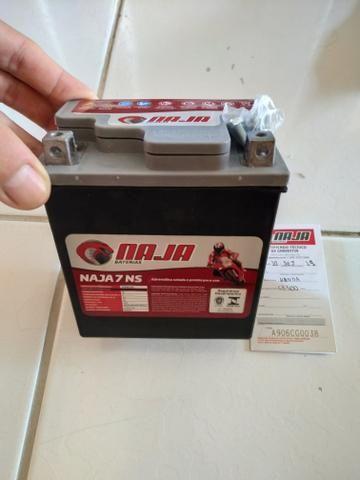 Bateria Naja amp 7 nova!!!