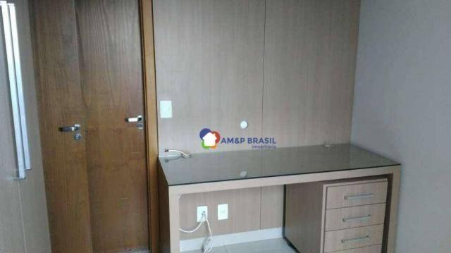 Apartamento com 3 dormitórios à venda, 111 m² por R$ 575.000,00 - Serrinha - Goiânia/GO - Foto 5
