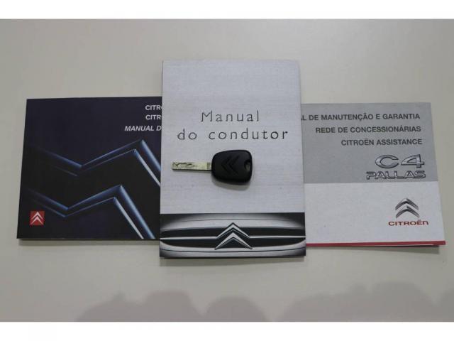 Citroën C4 Pallas GLX 2.0 MECANICO - Foto 12