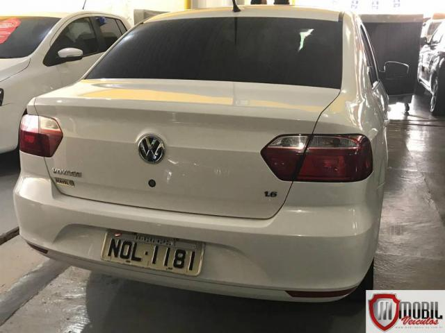 Volkswagen Voyage 1.6/1.6 City  Mi Total Flex 8V 4p - Foto 6