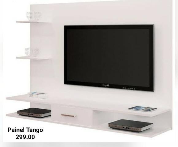 Painel para tv a partir de 179 /temos varios modelos/pague so na entrega/só chamar no zap - Foto 5
