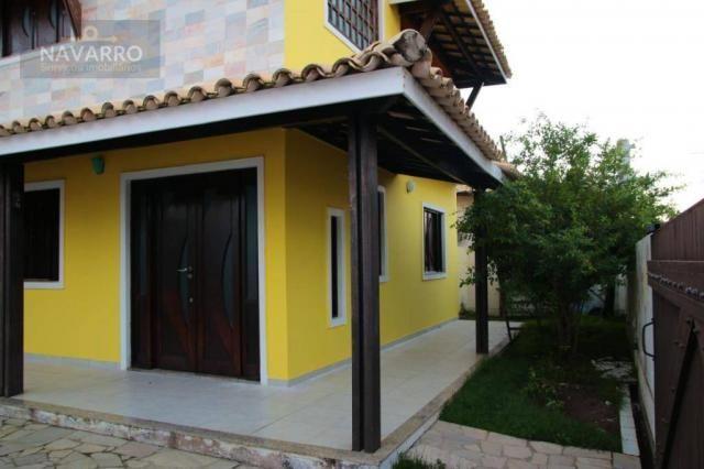 Casa com 4 dormitórios à venda, 184 m² por r$ 690.000 - stella maris - salvador/ba - Foto 4