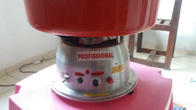 Maquina de Algodão Doce - Foto 3