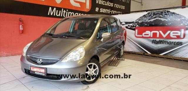 HONDA FIT 2007/2008 1.5 EX 16V GASOLINA 4P AUTOMÁTICO