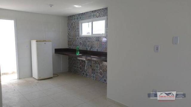 Apartamento Duplex com 4 dormitórios à venda, 122 m² por R$ 240.000 - Jardim Magnólia - Pa - Foto 13