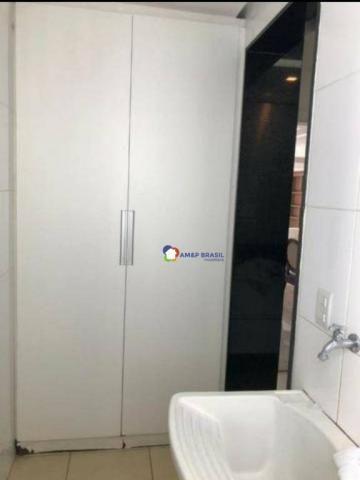 Apartamento com 2 dormitórios à venda, 105 m² por R$ 495.000,00 - Setor Bueno - Goiânia/GO - Foto 17
