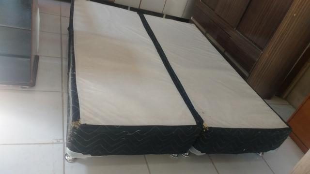 Base de cama box king
