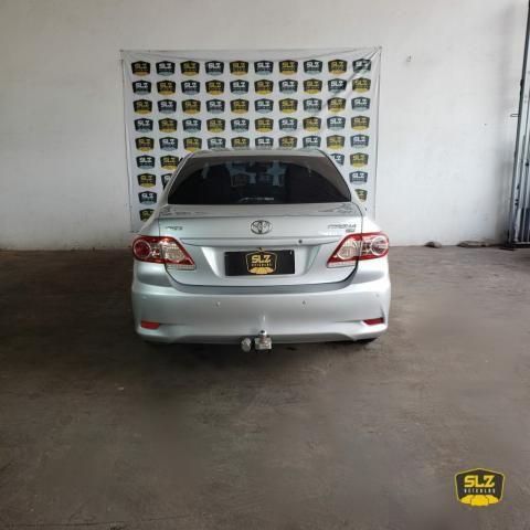TOYOTA COROLLA 2011/2012 1.8 GLI 16V FLEX 4P AUTOMÁTICO - Foto 2
