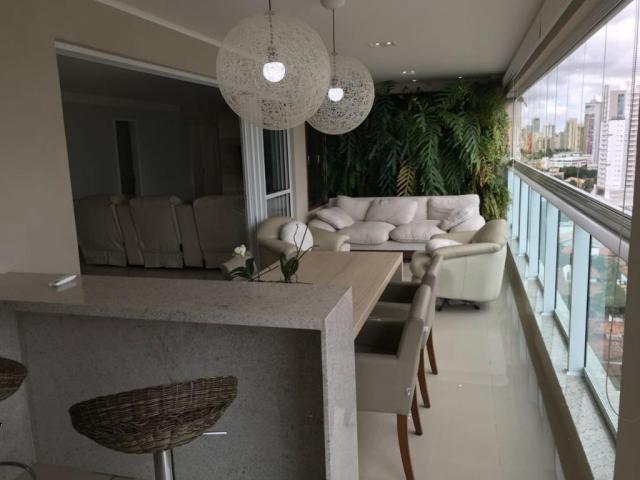 Apartamento com 3 dormitórios à venda, 149 m² por r$ 950.000 - setor bueno - goiânia/go - Foto 2