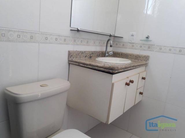 Cobertura com 4 dormitórios para alugar, 200 m²- pitangueiras - lauro de freitas/ba - Foto 12