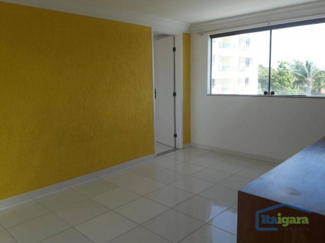 Cobertura com 4 dormitórios para alugar, 200 m²- pitangueiras - lauro de freitas/ba - Foto 20