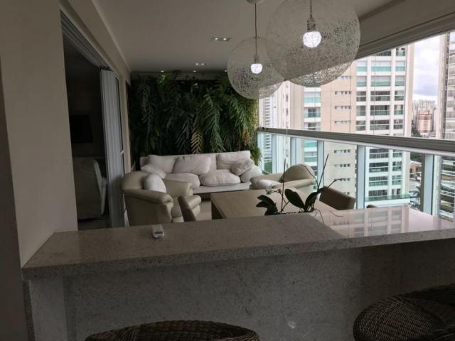 Apartamento com 3 dormitórios à venda, 149 m² por r$ 950.000 - setor bueno - goiânia/go - Foto 4