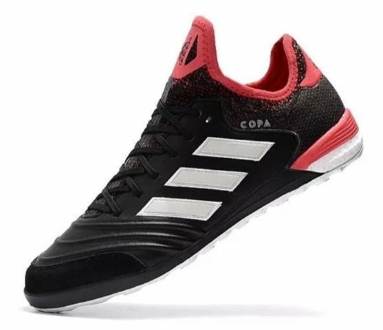 Chuteira Society Adidas Copa - N° 40,5 - Foto 3