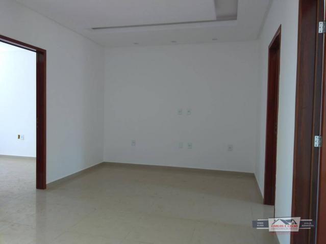 Apartamento Duplex com 4 dormitórios à venda, 160 m² por R$ 380.000 - Maternidade - Patos/ - Foto 11
