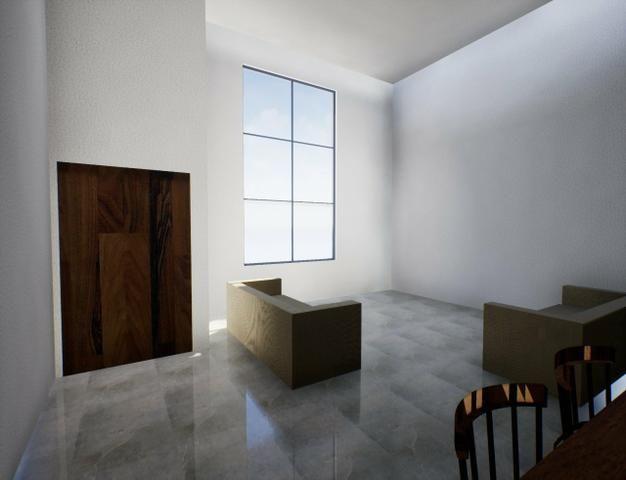 Casa nova 3suítes churrasqueira ofurô rua 10 Vicente Pires condomínio fechado - Foto 5