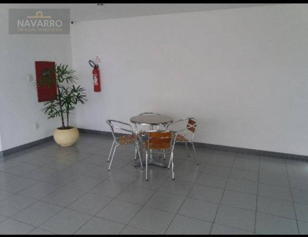 Apartamento com 1 dormitório à venda, 48 m² por r$ 250.000 - graça - salvador/ba - Foto 3