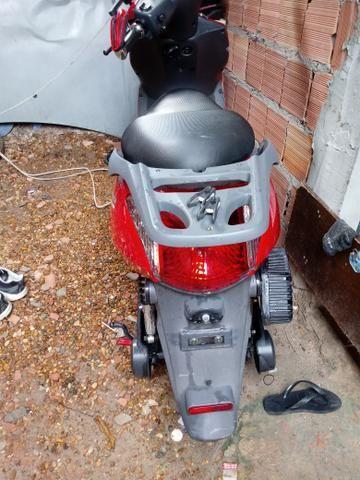 Moto ciquentinha elétrica - Foto 3
